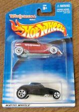 Hot Wheels Walgreens 2 pack VHTF Phaeton & Sooo Fast, VGC Card 2001