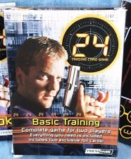 24 Trading Card Game Basic Training Complete Game