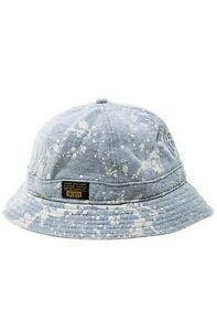 10 Deep - The J. Evans Fleece Bucket Hat in Heather Gray S Small
