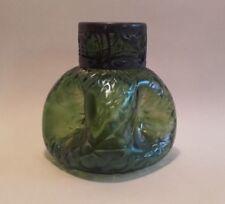 Vase Art Nouveau Antique Original Glass