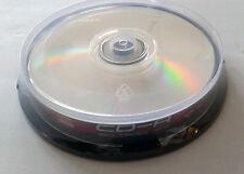 EMTEC CD-R80/10CB CD REGISTRABILE -R 52X CAKE B. CONF.10 PZ