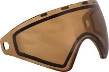 Virtue VIO Paintball Goggle / Mask Thermal Lens - High Contrast Copper