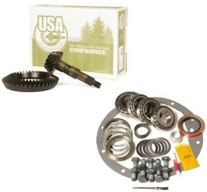 "GM 8.875"" Chevy 12 Bolt TRUCK 3.42 Ring and Pinion TIMKEN Master USA Gear Pkg"