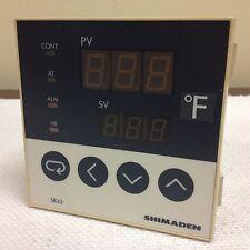 Shimaden SR43-1Y-020F0 Temperature Controller