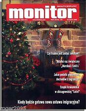 Monitor Magazyn - 2005, Grudzien December - Chicago Polish Language Magazine