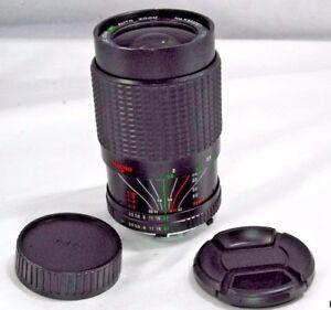 Tou/Fivestar 35-75mm F3.5-4.8 for Minolta MC Auto Zoom lens Macro SLR MD
