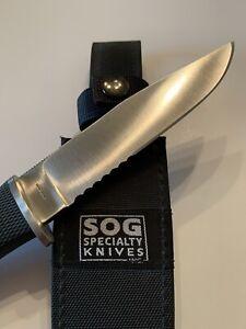 SOG NW Ranger Knife - Seki Japan