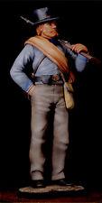 Soldat Confédéré, 1862 - Figurine resine Amati 120 mm Réf. 8510/06