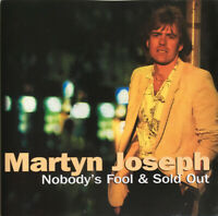 MARTYN JOSEPH - Nobody's Fool / Sold Out - Double CD - Christian - Out of Print