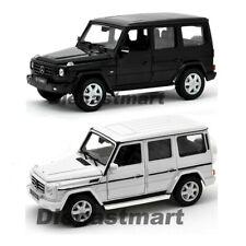 WELLY 1:24 2012-2014 MERCEDES-BENZ G-CLASS G WAGON SUV NEW DIECAST MODEL 24012