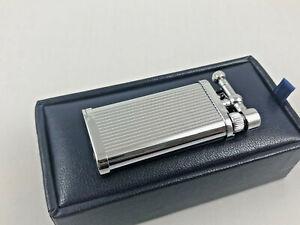 IM Corona Streifen Design Feuerzeug der Old Boy Klassiker Made in Japan Pfeife