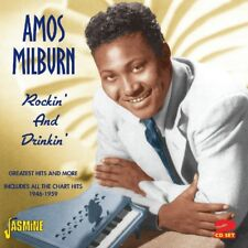 Amos Milburn - Rockin' and Drinkin: Greatest Hits & More