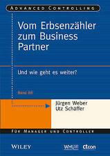Weber-Vom Erbenzahler zum Business Partner BOOK NEW