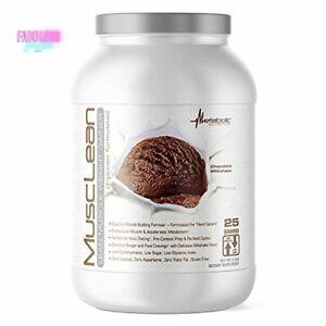 Weight Gainer Whey High Protein Powder Meal Replacement Chocolate Milkshake New