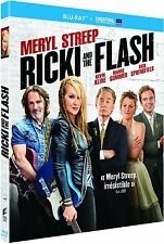 BLU RAY + DIGITAL UV * RICKI AND THE FLASH * NEUF