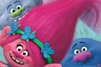 TROLLS - HAIR MOVIE POSTER - 22x34 -  POPPY 15120