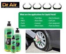 Tyre Repair Liquid Patch Instant Fibre Based Puncture Sealant 1 x 250ml LP250