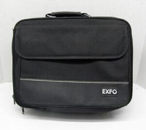 Exfo Carrying Bag for FTB-1v2 PRO Network Tester Black + Shoulder Strap