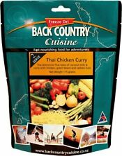 Back Country Cuisine 2 Serves of Thai Chicken Curry Freeze-Dried Food