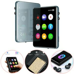 16GB Full Touch Screen Bluetooth Sound Video Recorder FM Radio MP3 Music Player