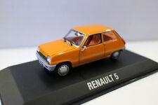 1:43 Renault 5  Diecast Car Model Toy