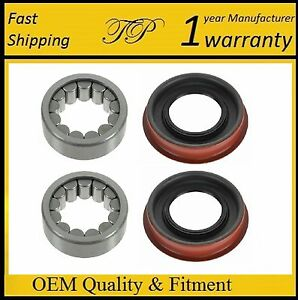2000-2013 CHEVROLET SUBURBAN 1500 Rear Wheel Bearing & Seal (New Axle Only) PAIR