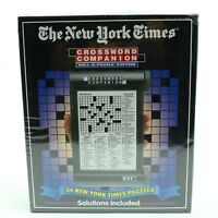 The New York Times Crossword Companion Puzzles New Volume 1