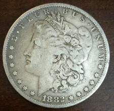 1882 P Morgan Silver Dollar #21