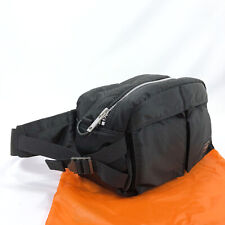 PORTER Waist bag tanker Nylon Orange mens