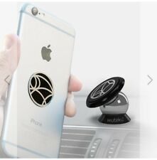 Wuteku® Car Phone Holder, 100% Universal, Magnetic Dashboard Mount Kit