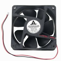 24V 2Pin 12cm 120mm 120x38mm DC Brushless Computer Cooling Fan Lower Noise