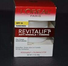 REVITALIFT ANTI-WRINKLE + FIRMING DAY CREAM MOISTURIZER LOREAL, PARIS (1.7 OZ)