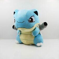 """7"""" Turtle Pokemon Blastoise Plush Animati Toy Stuffed Doll Figure Kids Gift"""