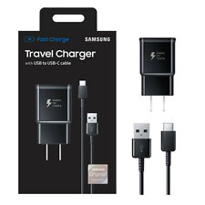 Samsung Adaptive Fast Travel Wall Charger for Galaxy S10/S10+/S10e/Note w/Cable