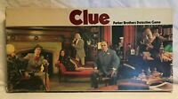 Clue Board Game 1972 Edition - COMPLETE - No Missing Pieces. !!