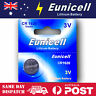 1x EUNICELL CR1620 3V Lithium Batteries  BR1620  DL1620 Button Cell Battery