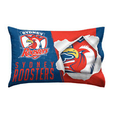 Sydney Roosters 2018 Single Pillowcase BNWT
