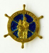Spilla Patronato Scolastico (Franco Ricci Firenze) cm 2,8
