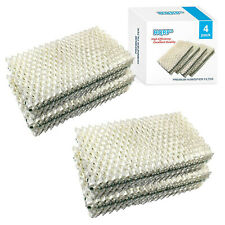 4-Pack HQRP Humidifier Wick Filter for P/N IDYLIS 828413B002 fits IHUM-10-140