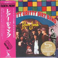 NITTY GRITTY DIRT BAND-RARE JUNK-JAPAN MINI LP SHM-CD Ltd/Ed G00