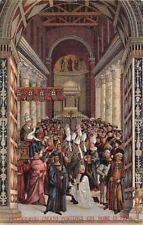 Piccolomini Creato Pontefice col Nome di Pio II, Settimo Quadro, Fatto Storico