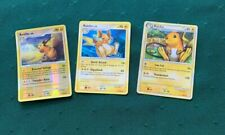 Pokemon Card RAICHU  REVERSE HOLO 27/99,  PLAIN 77/147, HOLO 10/123
