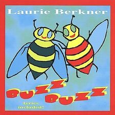 Buzz Buzz 2001 by The Laurie Berkner Band . Disc Only/No Case