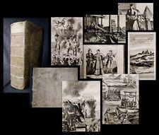 1738 Japon jésuites aussführliche exposerons... japonesischen Kirch Crasset 2 en 1