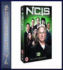 NCIS - COMPLETE SEASON 8 - EIGHTH SEASON **BRAND NEW DVD**