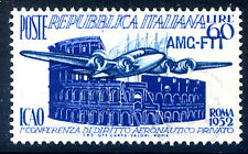 TRIESTE A - 1952   ICAO   NUOVO **