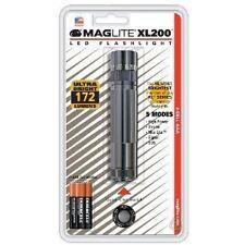 Maglite XL200S3096 XL200 LED Flashlight Grey - 5 Modes