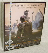 My Chemical Romance May Death Never Sop You 2014 Taiwan CD w/BOX