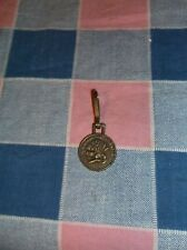 Keychain ? Zipper Pull  North Amercan Hunting Club with Clip Round Part 3/4 Wide