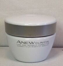 NEW Avon ANEW Clinical Line and Wrinkle Corrector 1 oz SUPER SALE